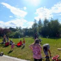 Bild vom Sommerfest des Bürgervereins Gleimviertel