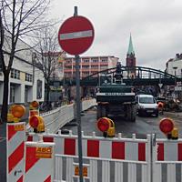 Fernwärme in der Gleimstraße