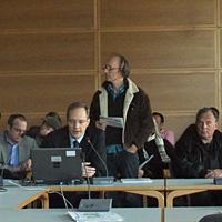Baustadtrat C.Spallek/CDU stellt 4 Varianten vor