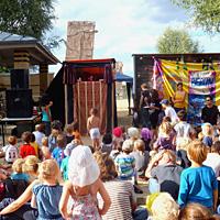 Altberliner Straßenfest des BV Gleimviertel