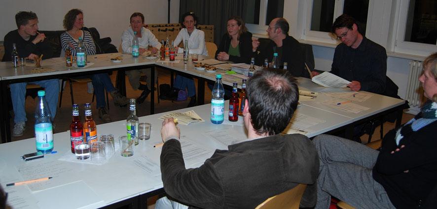 Bürgervereinstreffen, 13.02.09