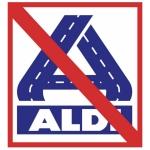 Bürgerinitiative - Keine Aldi-Straße