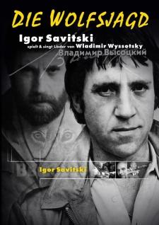 Plakat Wyssozki-Abend, 16.05.09