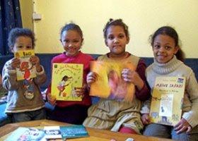 Afro-Dt. Spielgruppe, Kindergruppe