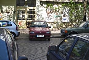 Parksituation Lychener Straße