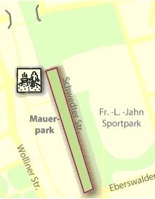 Grillplatz im Mauerpark ab 01.07.09