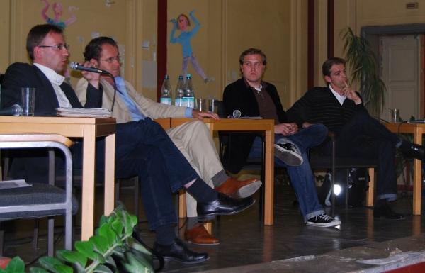 Wahlpodium 2009, Kandidaten