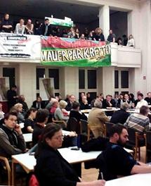BVV Mitte, Ausschusssitzung 25.11.09