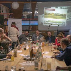 Mauerpark – internationaler Kult(ur)ort und Lärmlast