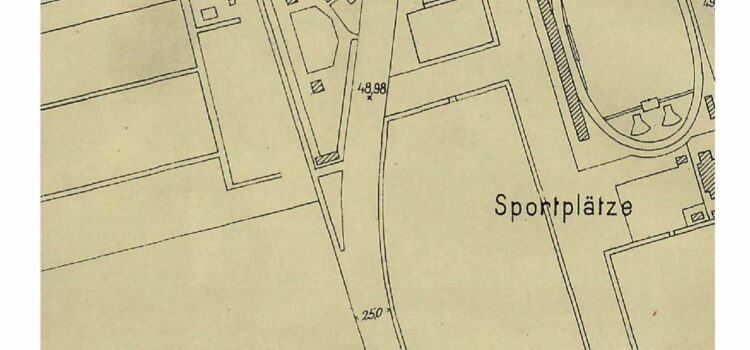 100 Jahre Mosse-Straße