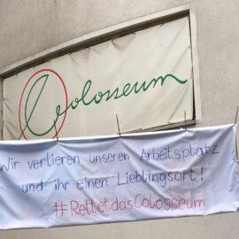 """Ausstellung: """"Das Colosseum gehört einfach dazu"""""""