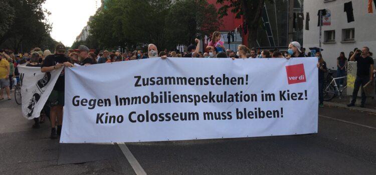 Colosseum – Ecke Schönhauser Demo