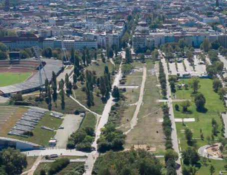 Bürgerbeteiligung Neugestaltung bisheriger Mauerpark – UPDATE